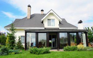 оформить в собственность дом, построенный на своей земле