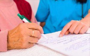 Как составить договор пожизненного содержания с иждивением