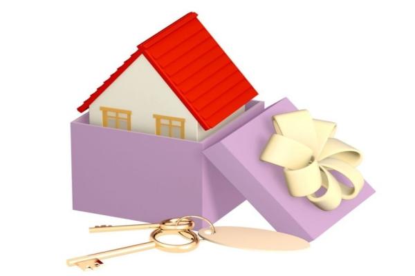 как подарить недвижимость родственнику